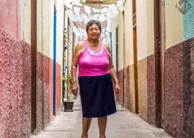 Portrait, Lima. Pérou