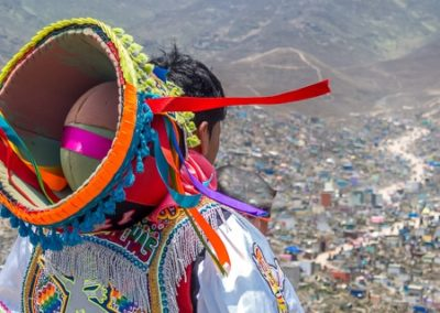 Fêtes de la Toussaint. Pérou